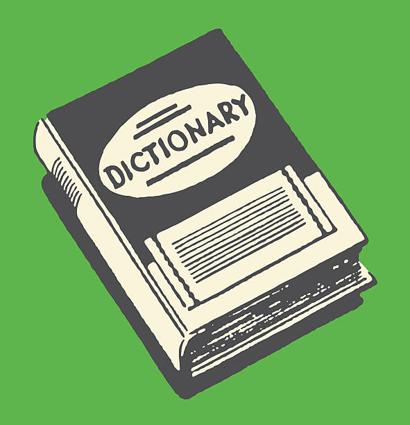 Hardcover Dictionary http://csaimages.com/images/istockprofile/csa_vector_dsp.jpg dictionary stock illustrations