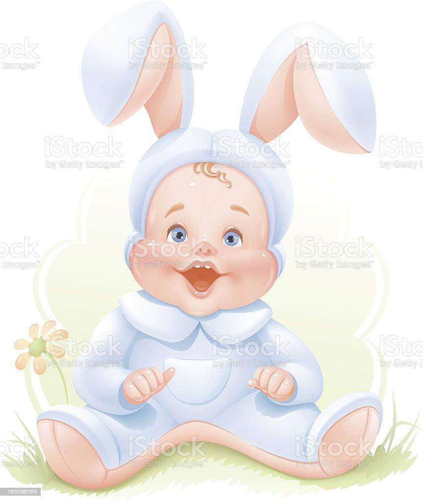 Hare vector art illustration