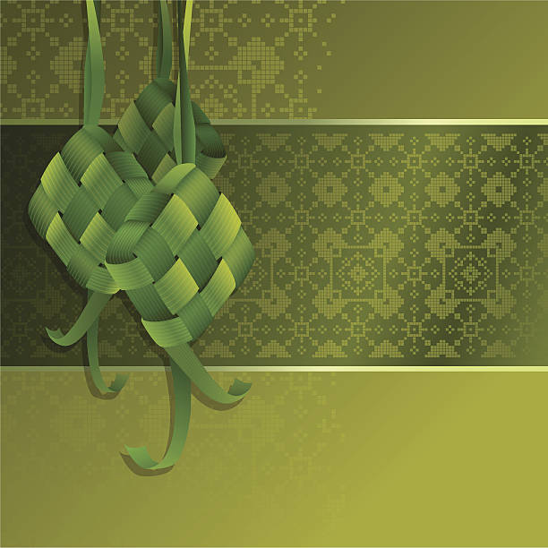 Best Ketupat Illustrations Royalty Free Vector Graphics
