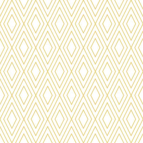 harlequin geometric seamless pattern background – artystyczna grafika wektorowa