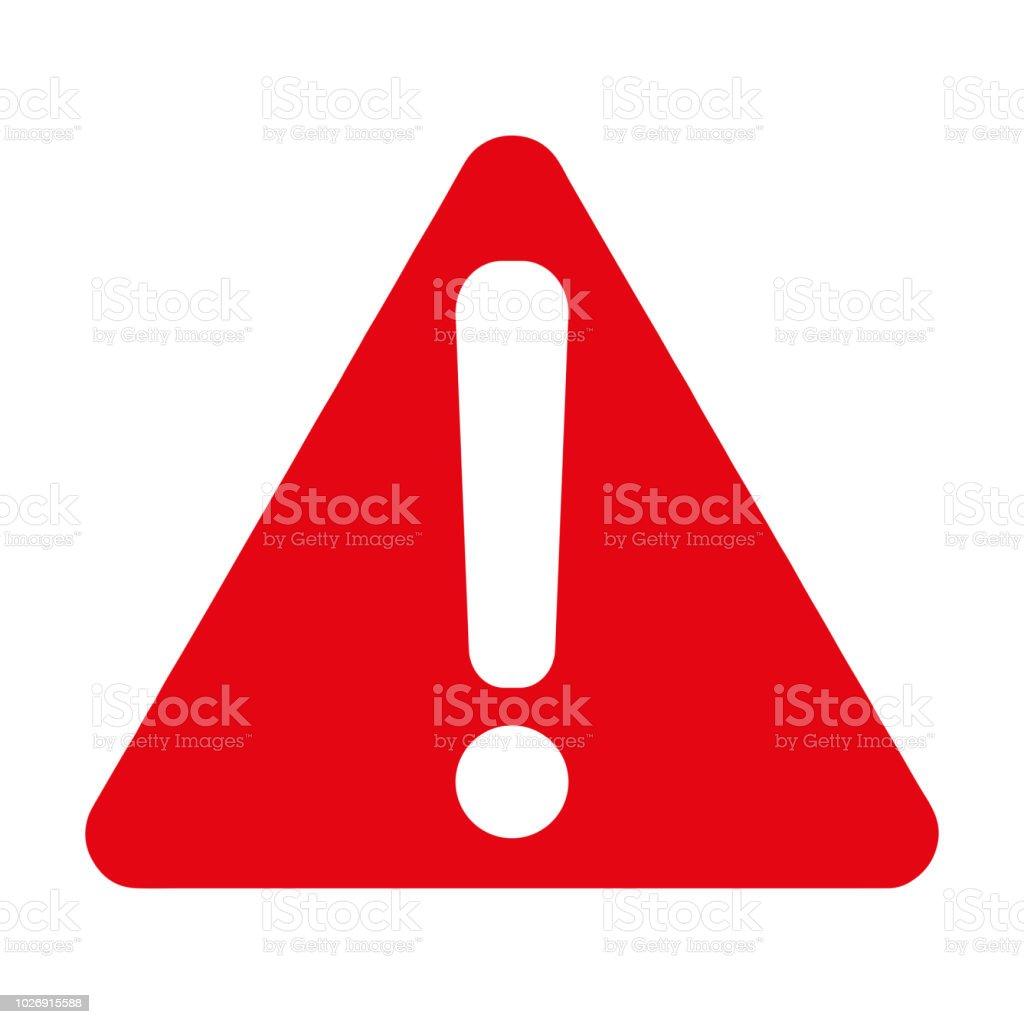 Harmful Symbol, Warning sign, Vector illustration, EPS10. - Royalty-free Concentração arte vetorial