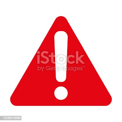 Harmful Symbol, Warning sign, Vector illustration, EPS10.