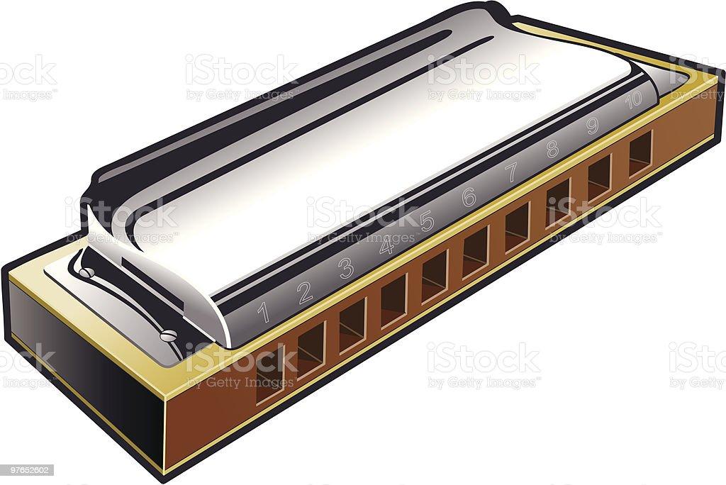 royalty free harmonica clip art vector images illustrations istock rh istockphoto com harmonica clipart images harmonica clipart images