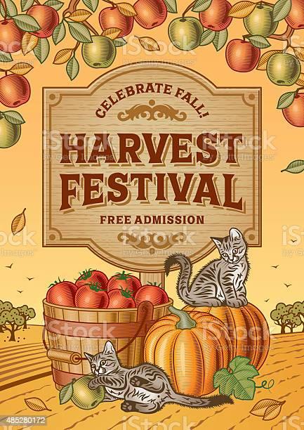 Harvest festival poster vector id485280172?b=1&k=6&m=485280172&s=612x612&h=2gyq1eredybdlrih4kl3arrwgvkjdbmdjmupm4jfgai=