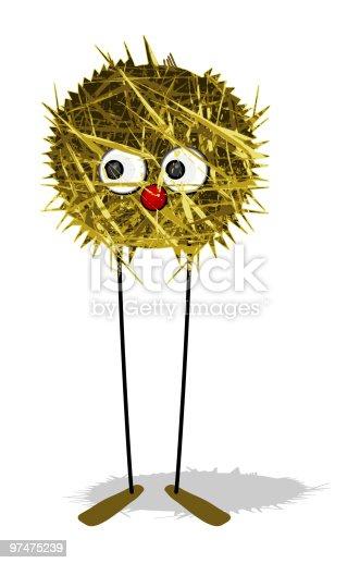 istock Harvest monster 97475239