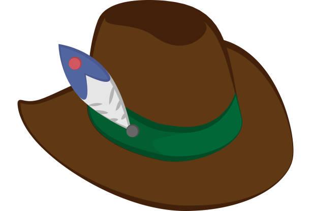 Hat illustration vector art illustration