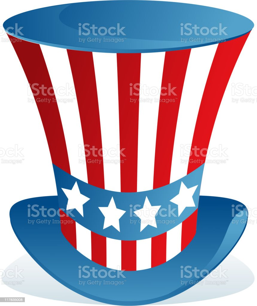 USA Hat royalty-free usa hat stock vector art & more images of american culture
