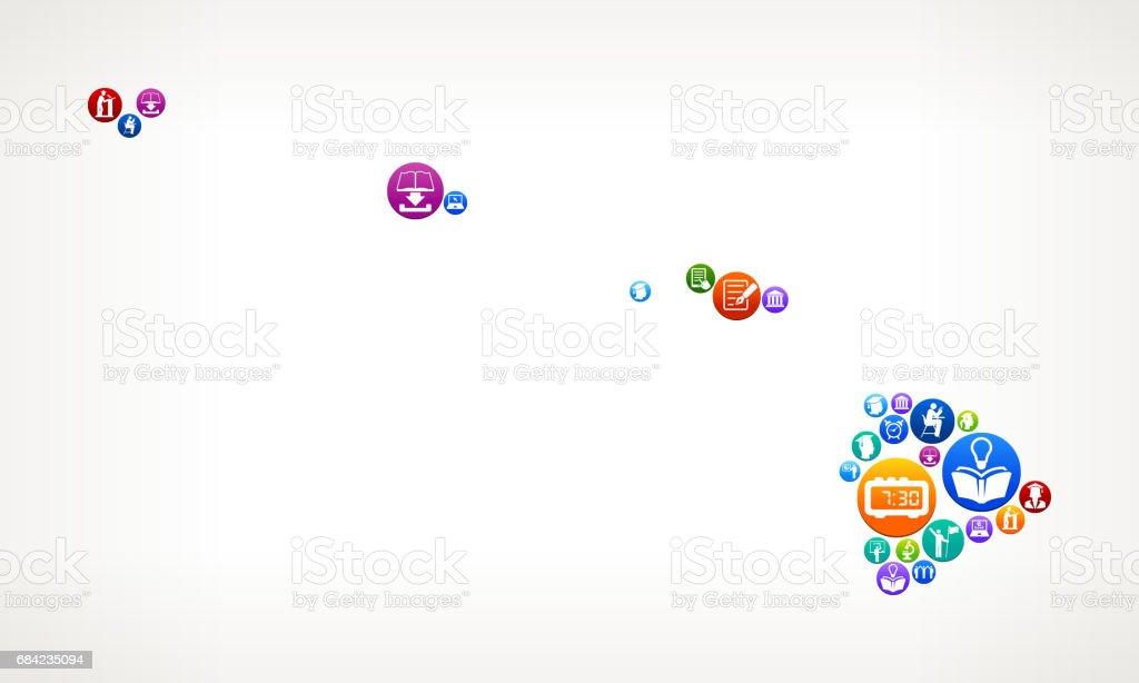 Hawaii E-learning et Collège enseignement Vector bouton Pattern hawaii elearning et collège enseignement vector bouton pattern – cliparts vectoriels et plus d'images de 20-24 ans libre de droits