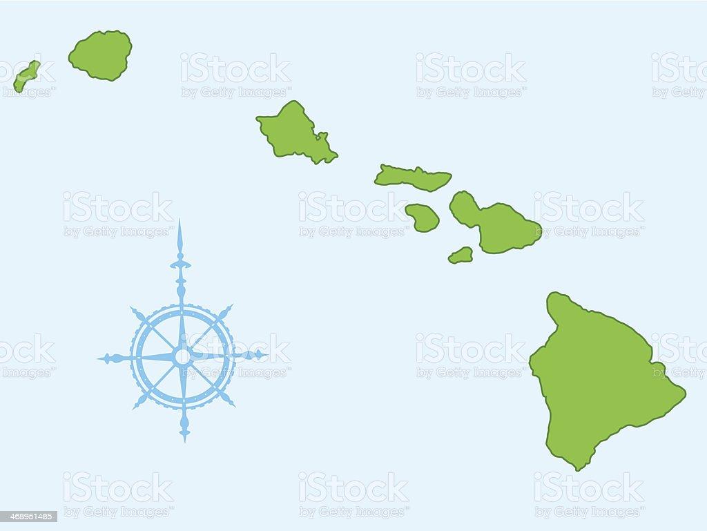 ハワイ州 - なわばり意識のベク...