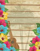 istock Hawaiian Background 498735935