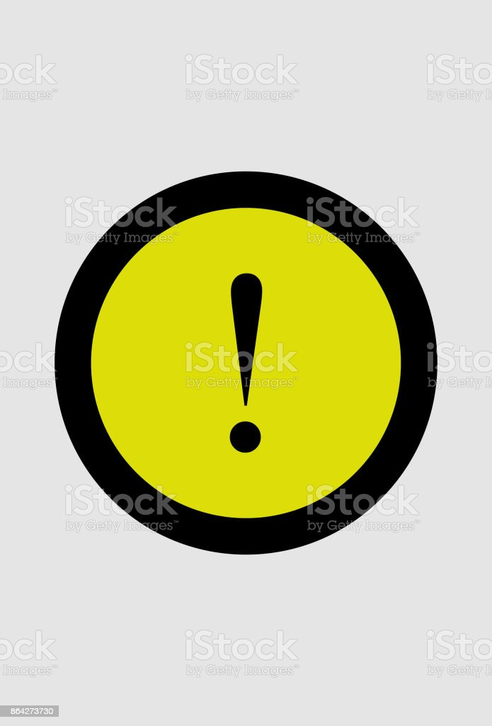 hazard warning icon royalty-free hazard warning icon stock vector art & more images of alertness