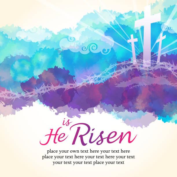 he is risen - 宗教 幅插畫檔、美工圖案、卡通及圖標