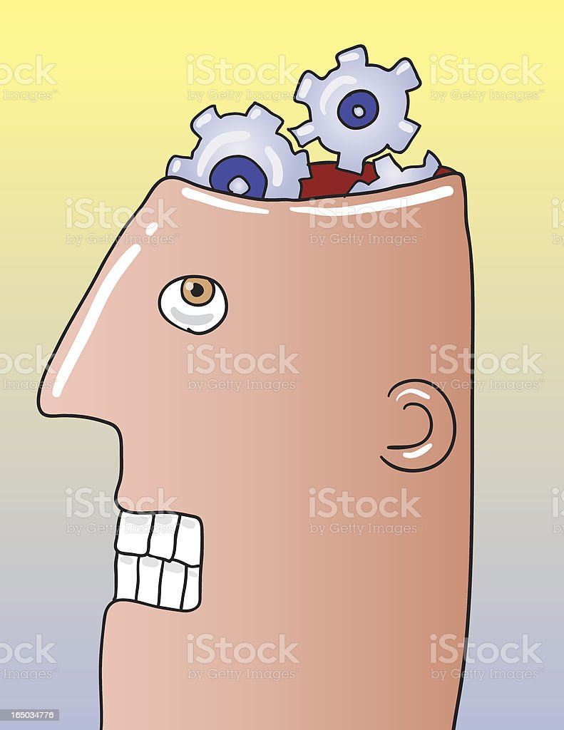 head gear royalty-free stock vector art