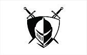 Head Knight and Shield