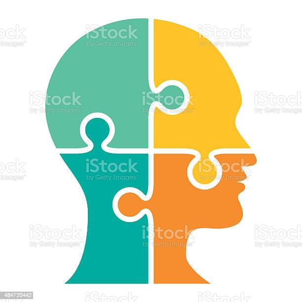 Head made of puzzle four pieces vector vector id484720442?b=1&k=6&m=484720442&s=612x612&h=wzuefzjoqqfga3rndfymeeaepycjcoxeacswyaoe us=