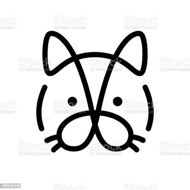 Head of cat vector icon vector id893569438?b=1&k=6&m=893569438&s=612x612&h=bl2lhrxtt8d6whw9jptpuytfj3xk0h qku4og7dc0xs=