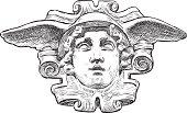 head of Hermes