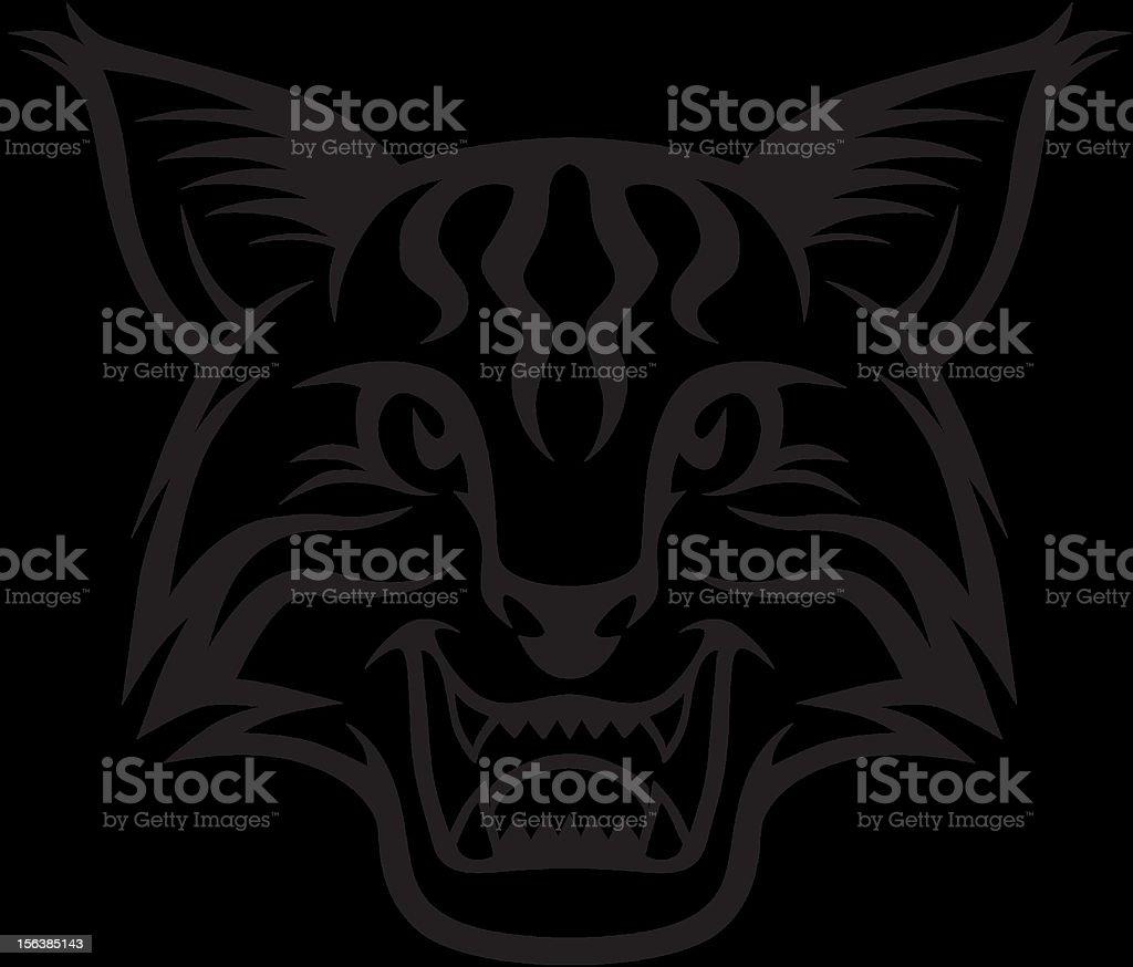 royalty free wildcat logo clip art vector images illustrations rh istockphoto com wildcat pictures clip art wildcat clipart mascot
