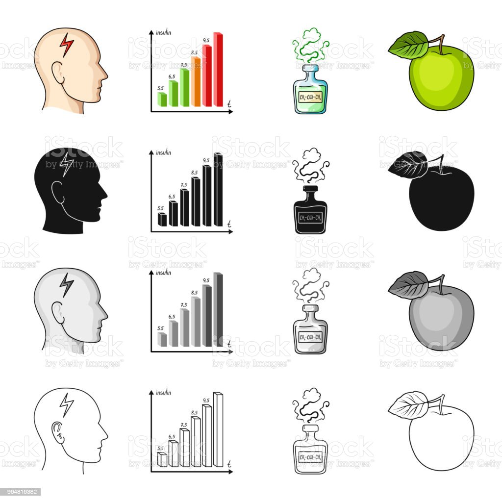 Head, pain, scale, and other web icon in cartoon style.Pharmacy, polyclinic, prevention icons in set collection. royalty-free head pain scale and other web icon in cartoon stylepharmacy polyclinic prevention icons in set collection stock vector art & more images of achievement