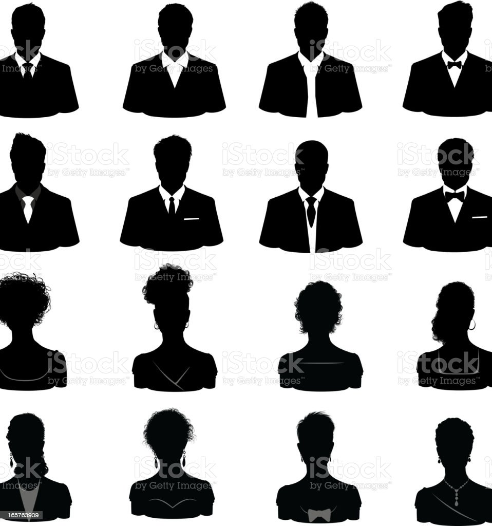 head silhouette stock vector art amp more images of 2029