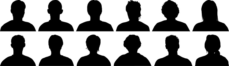 Head Silhouettes