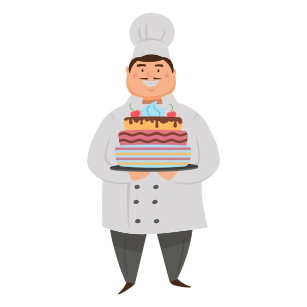 ilustraciones, imágenes clip art, dibujos animados e iconos de stock de cabeza - busy restaurant kitchen