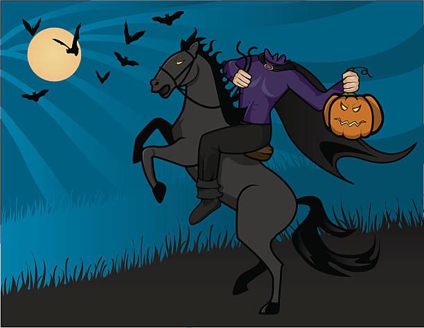 headless horseman - 被砍頭 幅插畫檔、美工圖案、卡通及圖標