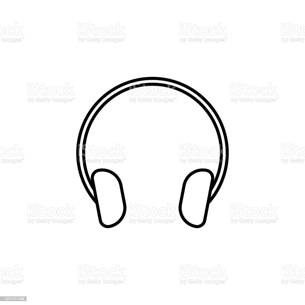 Kulaklık Simgesi Web Siteleri Web Tasarım Mobil Uygulaması Bilgi Grafik  Için Basit Simge Unsuru Web Sitesi Tasarımı Ve Geliştirme Uygulama  Geliştirme Için Ince Çizgi Simgesi Stok Vektör Sanatı & Azerbaycan'nin Daha  Fazla