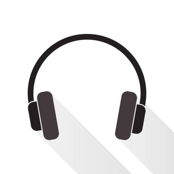 bildbanksillustrationer, clip art samt tecknat material och ikoner med hörlurar - headset