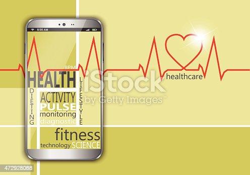 istock Health as concept 472928088