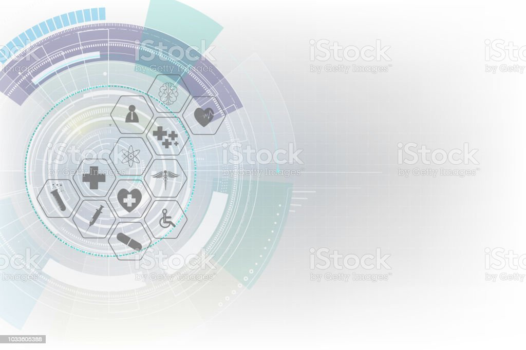 health care icon pattern medical innovation concept background design royalty-free health care icon pattern medical innovation concept background design stock illustration - download image now
