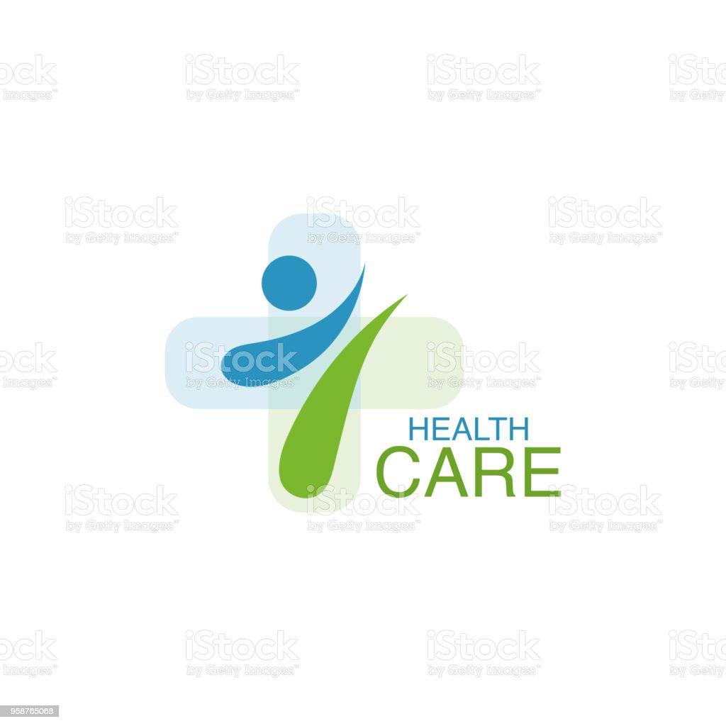 医療ロゴ ベクター デザイン要素 - イラストレーションのロイヤリティフリーベクトルアート