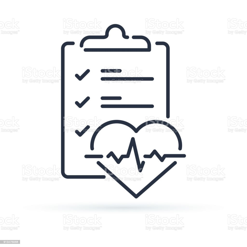 Health Check Up Checklist For Cardiovascular Disease Prevention Test