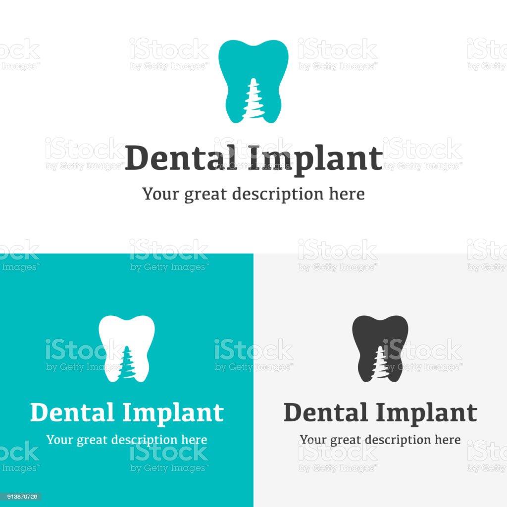Dent salud - ilustración de arte vectorial