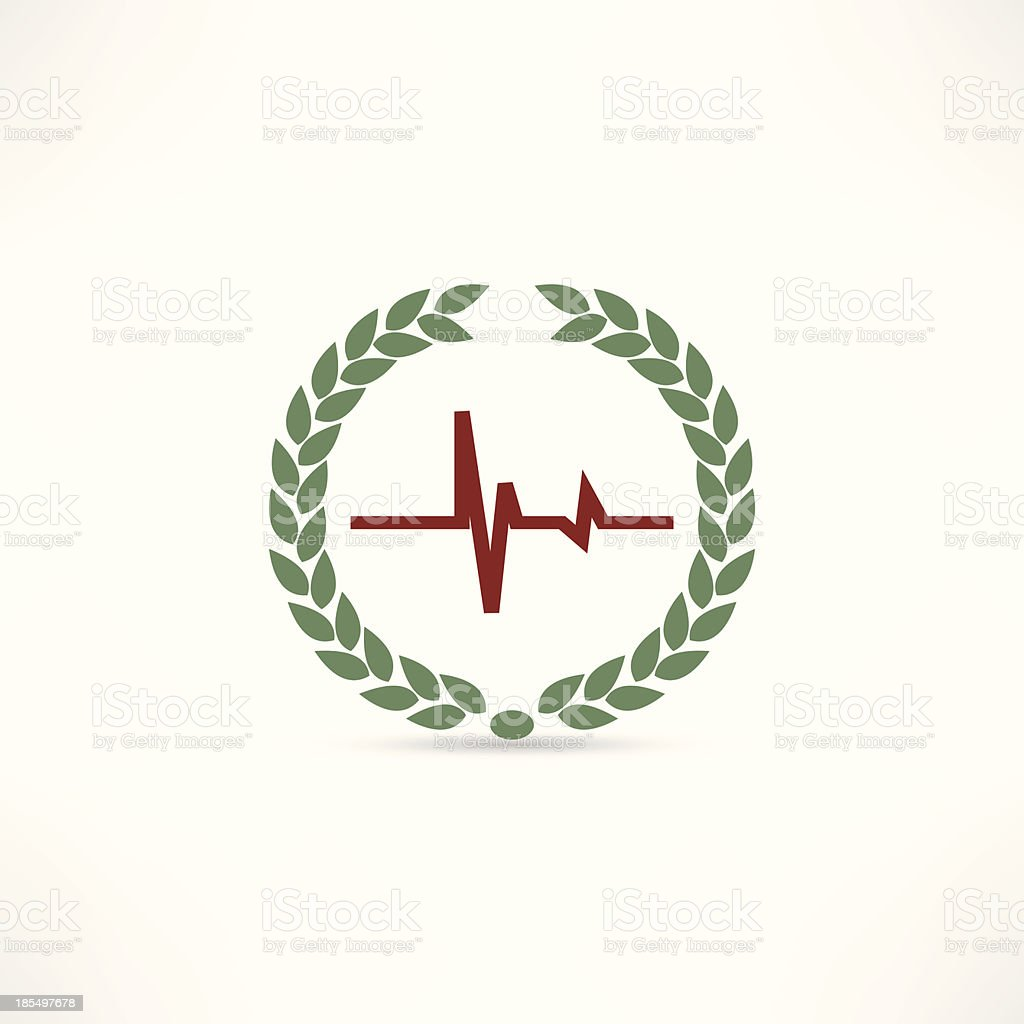 health icon royalty-free stock vector art