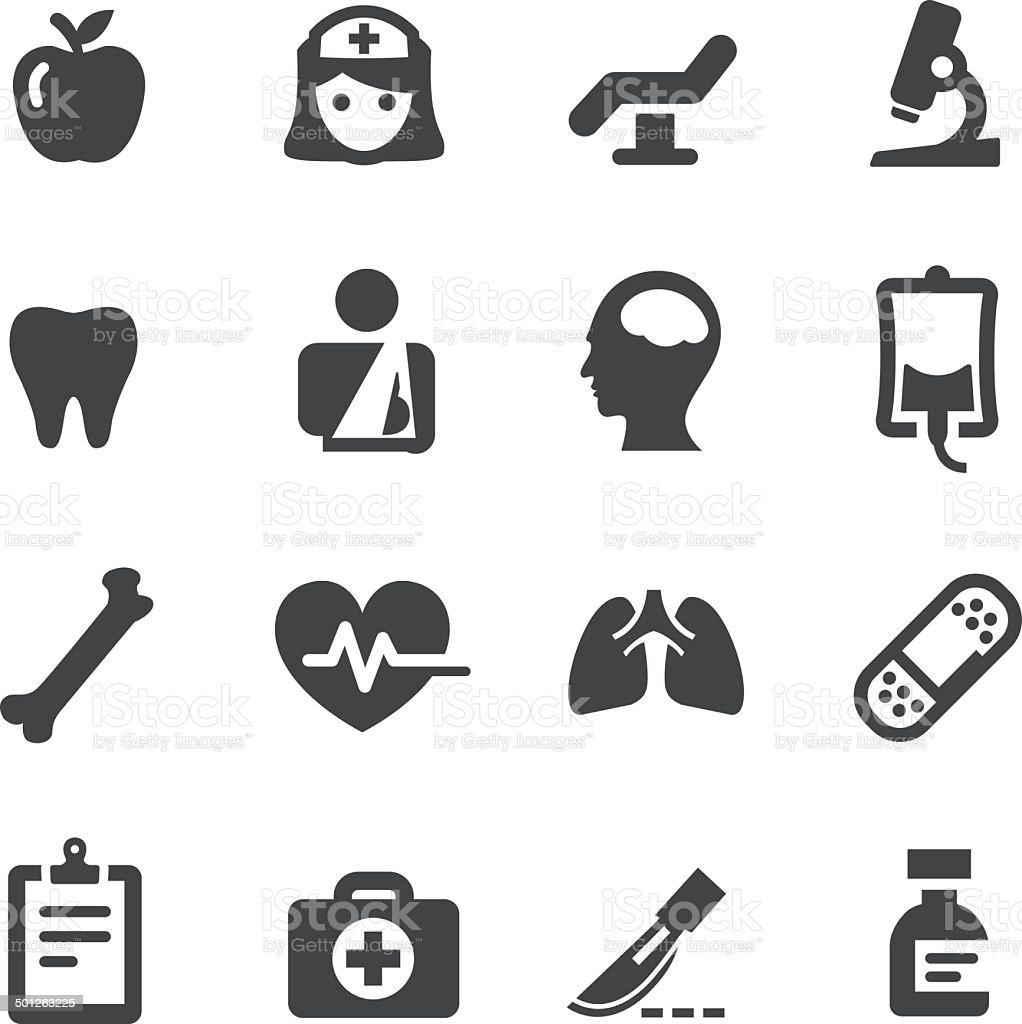 Health Icons - Acme Series vector art illustration