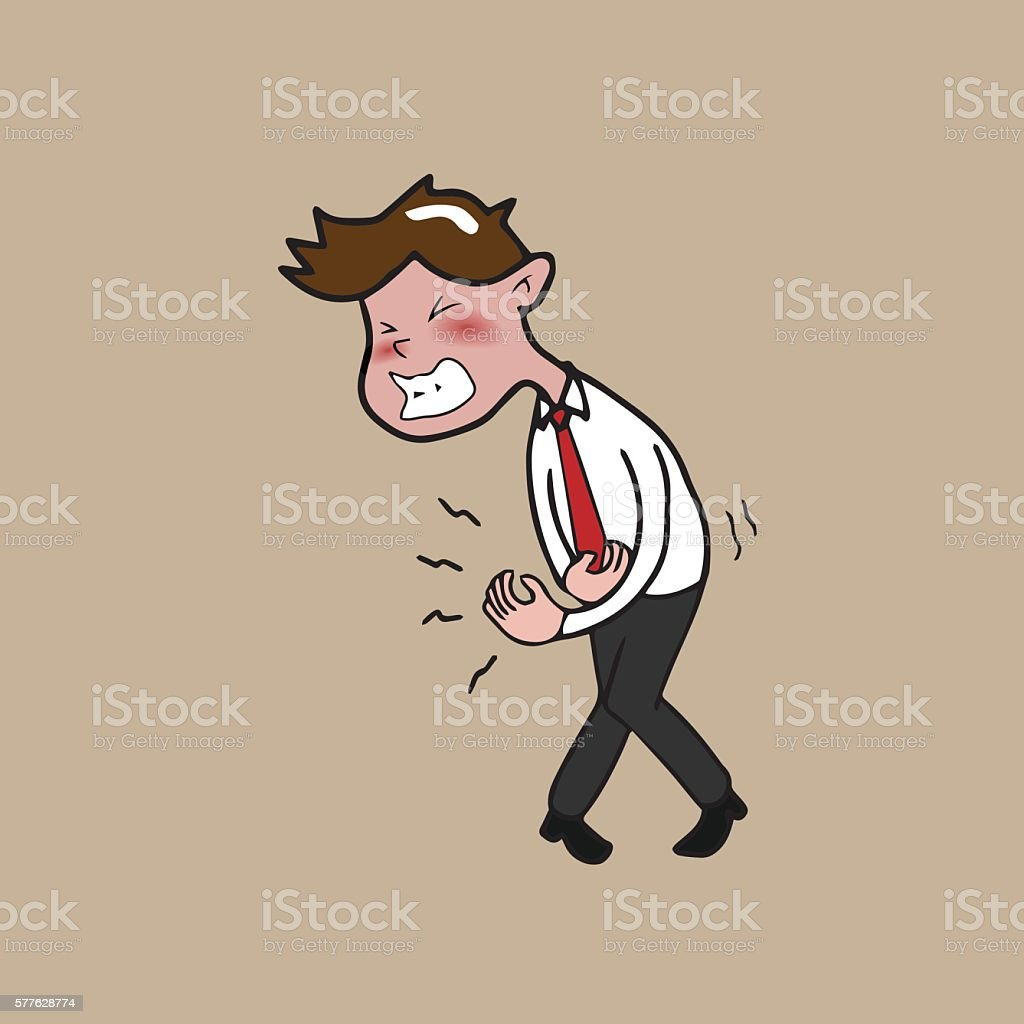 health man stomachache stock illustration download image now istock 2