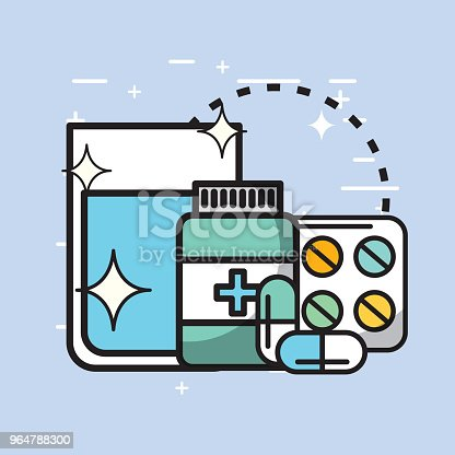 Health Medical Related Stock Vector Art & More Images of Addiction 964788300