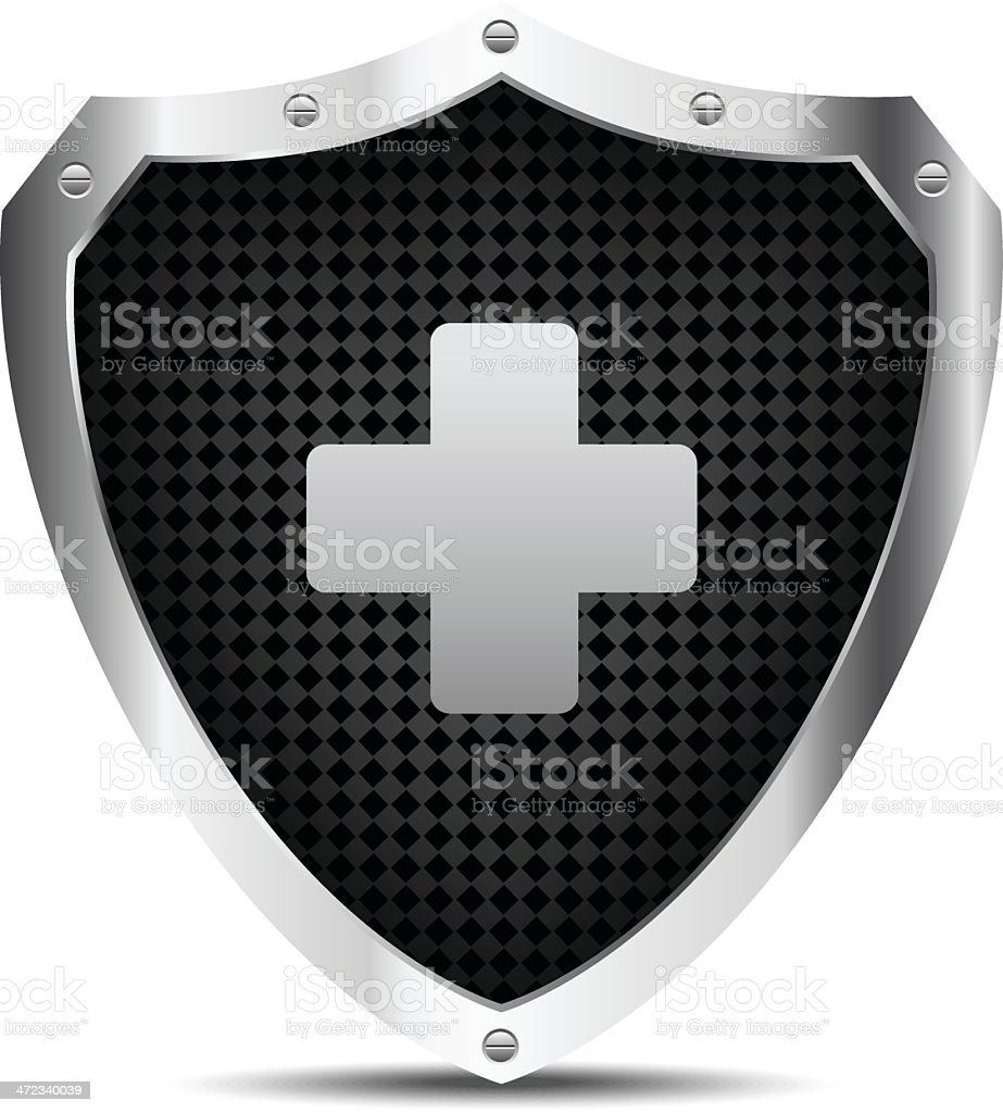 Health Protection royalty-free stock vector art