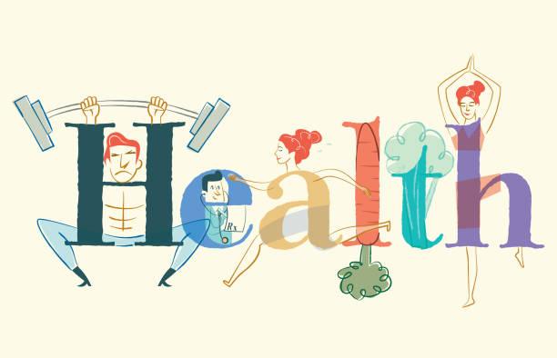 bildbanksillustrationer, clip art samt tecknat material och ikoner med hälsa - parkour