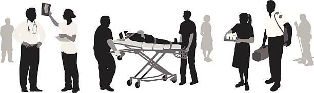 healthworkers - 救急救命士点のイラスト素材/クリップアート素材/マンガ素材/アイコン素材