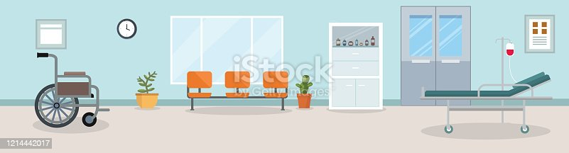 istock Healthcare and hospitals infographic, Hospital Health 1214442017