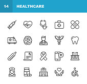 20 Outline Icons.
