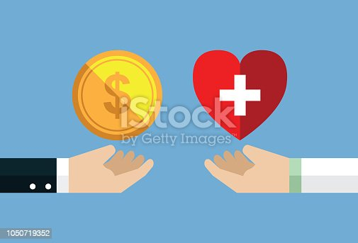 Hospital, Human Heart, Medical Exam, Pharmacy, Currency