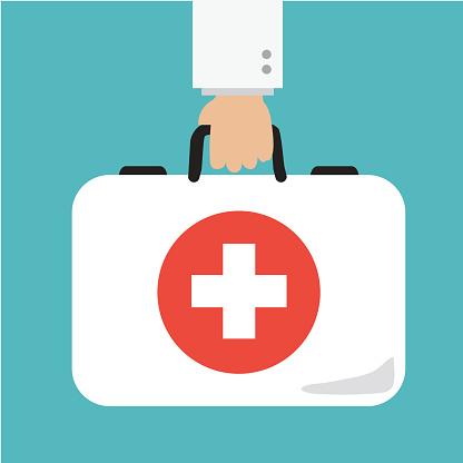 healthcare briefcase