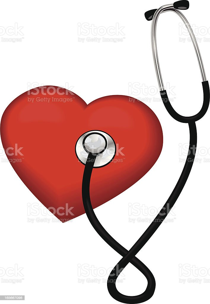 Healthcare Concept royalty-free stock vector art