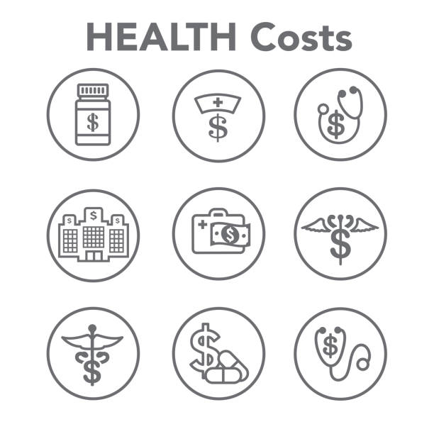 Healthcare costs and expenses showing concept of expensive health care Healthcare costs & expenses showing concept of expensive health careAncestry or Genealogy Icon Set with Family Tree Album, DNA, beakers, chemical family record, etcHealthcare costs & expenses showing concept of expensive health careHealthcare costs & expenses showing concept of expensive health care budget designs stock illustrations