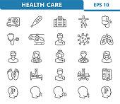 istock Healthcare Icons 1272388915