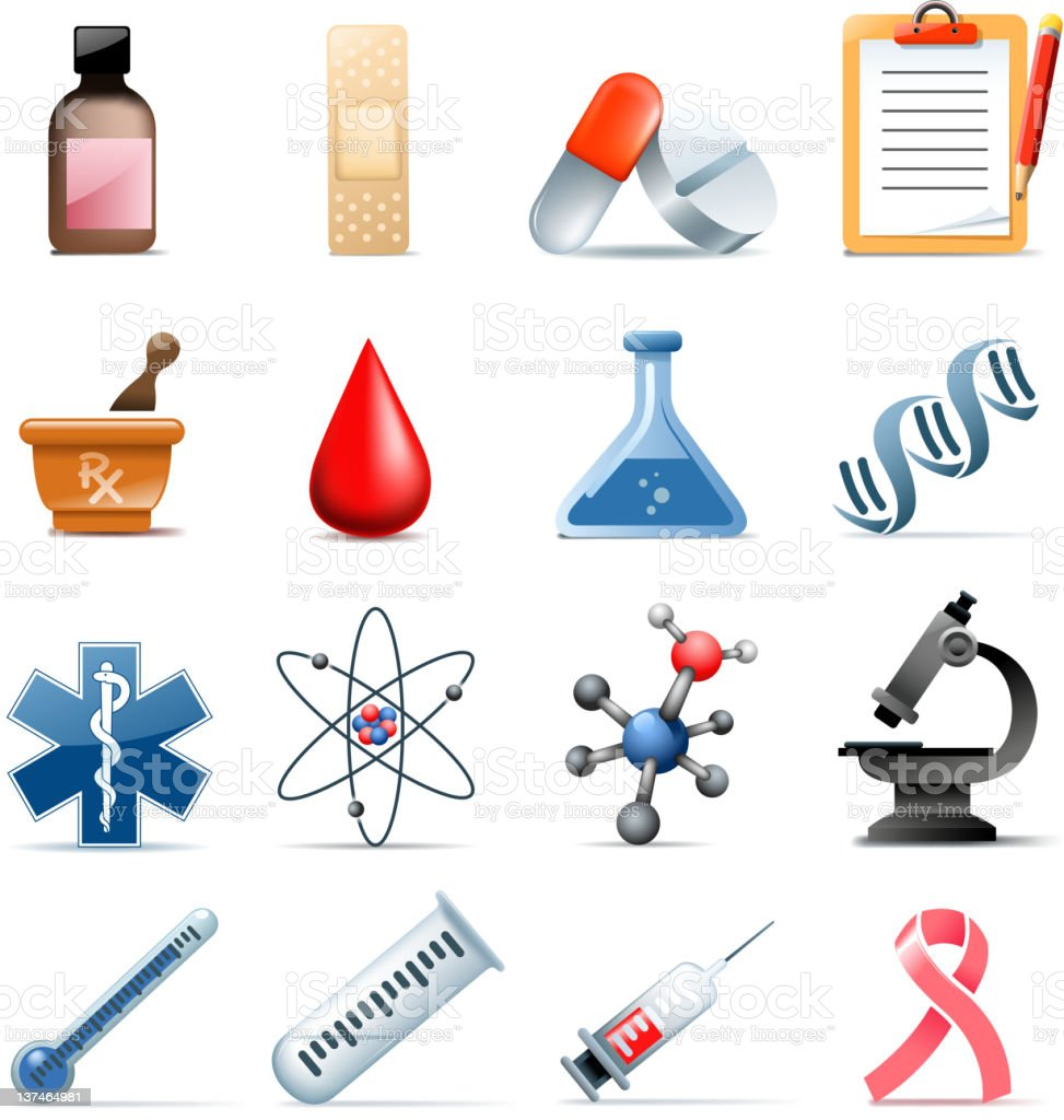 healthcare icons royalty-free healthcare icons stock vector art & more images of adhesive bandage