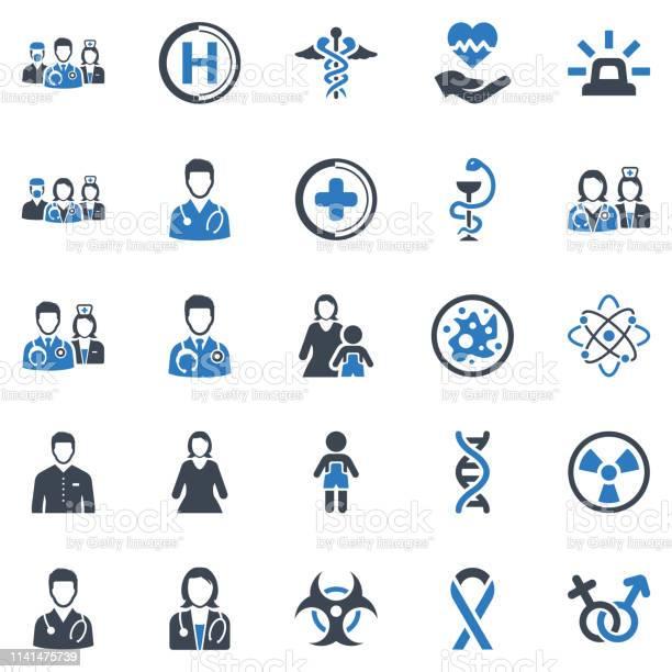 ヘルスケア メディカルアイコンセット 3 - DNAのベクターアート素材や画像を多数ご用意